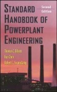 Standard Handbook of Powerplant Engineering - Thomas C. Elliott,Kao Chen,Robert Swanekamp - cover