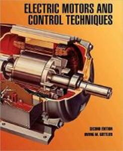 Electric Motors and Control Techniques - Irving M. Gottlieb - cover