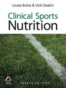Libro Clinical sports nutrition Louise Burke