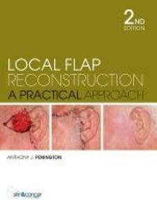 Local Flap Reconstruction - Anthony Penington - cover