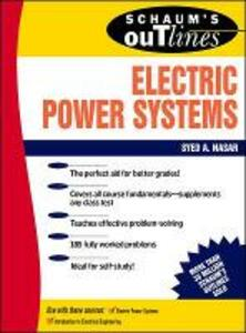 Schaum's Outline of Electrical Power Systems - Syed A. Nasar - cover