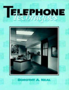 Telephone Techniques - Neal - cover
