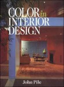 Color in Interior Design CL - John Pile - cover