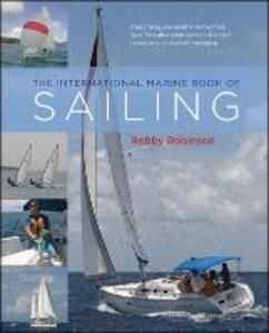 The International Marine Book of Sailing - William H. Robinson - cover