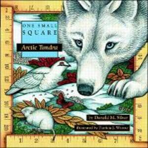 Arctic Tundra - Donald M. Silver,Patricia J. Wynne - cover