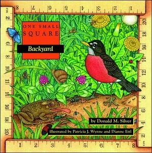 Backyard - Donald M. Silver,Patricia J. Wynne - cover