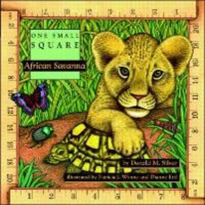 African Savanna - Donald M. Silver,Patricia J. Wynne - cover