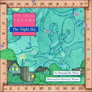 One Small Square, The Night Sky - Donald M. Silver - cover