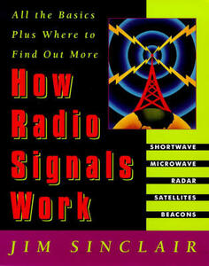 How Radio Signals Work - Tim Wilson - cover