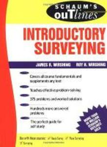 Schaum's Outline of Introductory Surveying - James R. Wirshing,Roy H. Wirshing - cover
