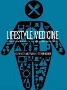 Lifestyle Medicine - Garry Egger,Andrew Binns,Stephan Rossner - cover