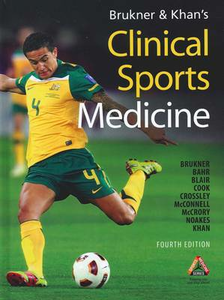 Libro Clinical sports medicine Peter Brukner , Khan Karim