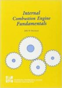 Libro Internal combustion engine fundamentals John B. Heywood