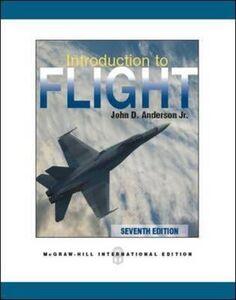 Libro Introduction to flight John Anderson