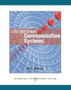 Contemporary Communication Systems - M. Farooque Mesiya - cover