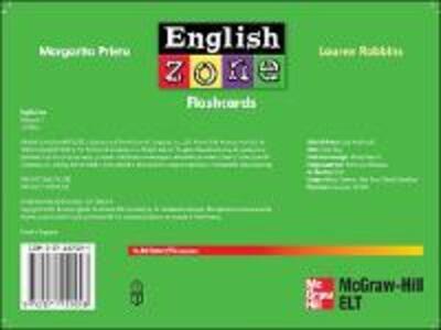 ENGLISH ZONE FLASHCARDS 3 - Margarita Prieto - cover