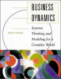 Business Dynamics: Systems Thinking and Modeling for  a Complex World with CD-ROM - John Sterman - cover
