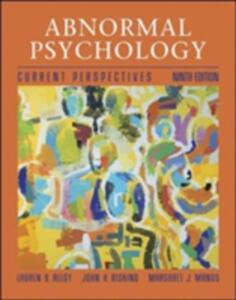 MP, Abnormal Psychology with Student CD and PowerWeb - Lauren B. Alloy - cover