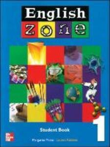 ENGLISH ZONE STUDENT BOOK 1 - Margarita Prieto - cover