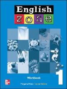 ENGLISH ZONE WORKBOOK 1 - Margarita Prieto - cover