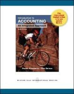 Introduction to Accounting: An Integrated Approach - Penne Ainsworth,Dan Deines - cover