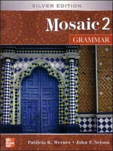 Interactions Mosaic Grammar Student Book - Patricia K. Werner - cover