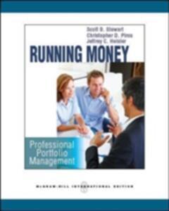 Running Money: Professional Portfolio Management - Scott Stewart,Christopher D. Piros,Jeffrey Heisler - cover
