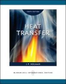 Heat transfer - Jack P. Holman - copertina