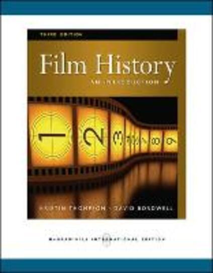 Film history - Kristin Thompson - copertina