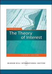 Theory of interest - Stephen Kellison - copertina