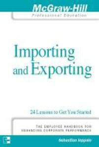 Importing and Exporting - Sebastian Ioppolo - cover