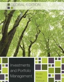 Investments - Bodie - copertina