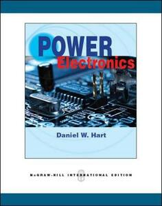 Power Electronics - Daniel W. Hart - cover