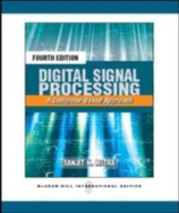 Digital signal processing. Con CD-ROM - Mitra Sanjit K. - wuz.it