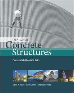 Design of Concrete Structures (in SI Units) - Arthur H. Nilson,David Darwin,Charles W. Dolan - cover
