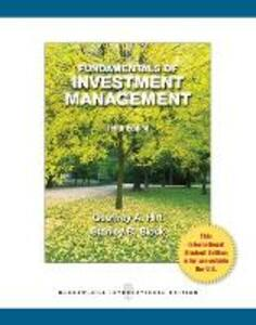 Fundamentals of Investment Management - Geoffrey A. Hirt,Stanley B. Block - cover