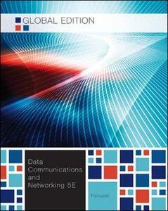 Data communications & networking - Behrouz A. Forouzan - copertina