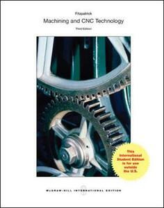 MACHINING & CNC TECHNOLOGY WITH STUDENT DVD MP (Int'l Student Edition) - Elaine P. Maimon,Janice Peritz,Kathleen Blake Yancey - cover