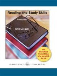 Reading and Study Skills (Int'l Ed) - John Langan - cover