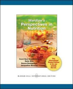 Wardlaw's Perspectives in Nutrition - Carol Byrd-Bredbenner,Gaile Moe,Donna Beshgetoor - cover