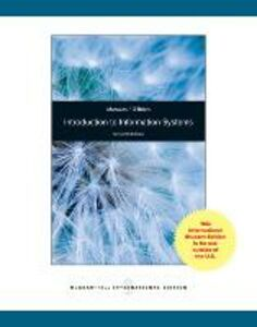 Libro Introdiction to information systems James A. O'Brein