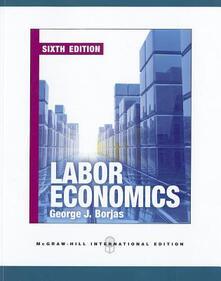 Labor economics - copertina
