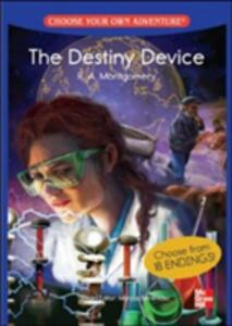 Choose Your Own Adventure: The Destiny Device - R. A. Montgomery - cover