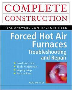 Forced Hot Air Furnaces - Roger Vizi - cover