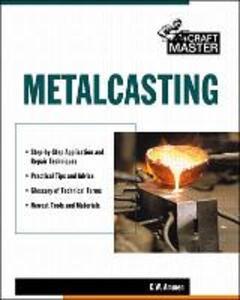Metalcasting - C. W. Ammen - cover