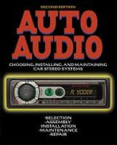 Auto Audio - Andrew Yoder - cover
