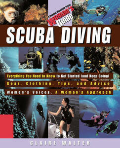 Scuba Diving: A Ragged Mountain Press Woman's Guide - Claire Walter - cover