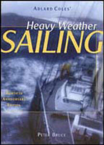 Adlard Coles' Heavy Weather Sailing - cover
