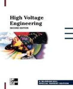 High Voltage Engineering - M.S. Naidu - cover