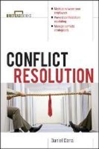 Conflict Resolution - Daniel Dana - cover